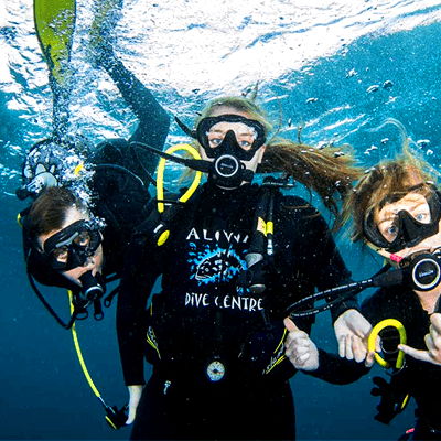 Aliwal Dive Centre
