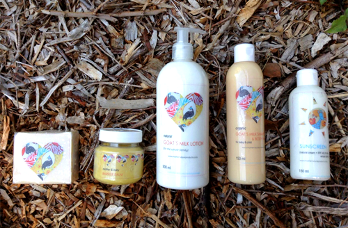 Mother Nature Products - Skin Care Range Hamper | Fun-Tastic Prize