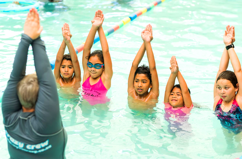 Aqua Crazy Swim School | Fun-Tastic Prize