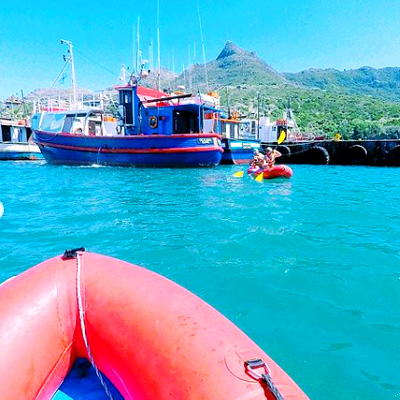 Adventure Works - Hout Bay Paddle