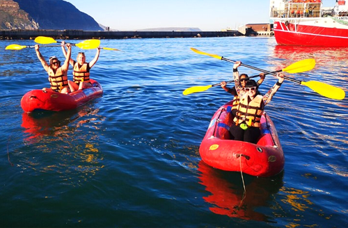 Adventure Works - Hout Bay Paddle | Mega Win
